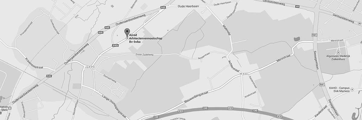 Map Aicod
